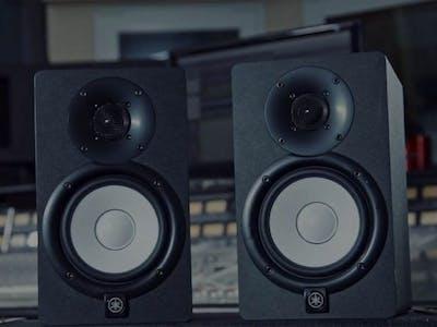 Yamaha HS5 Studio Monitor Review