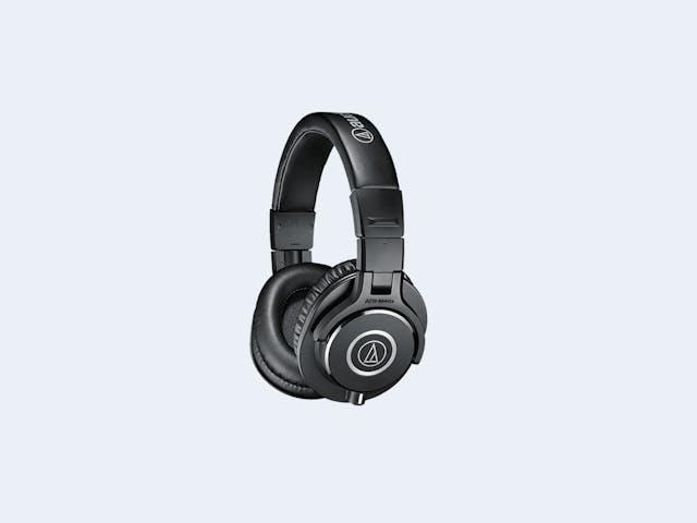 AudioTechnica ATH-M40x Studio Headphone Review
