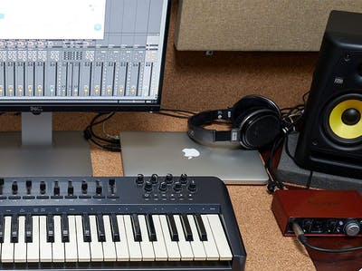 Studio Monitor Placement and Setup