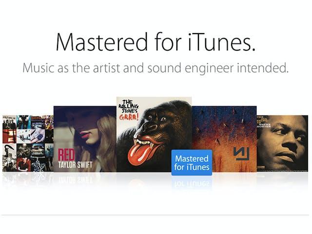 Mastering for Apple Digital Masters