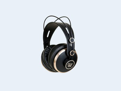 ISK HD9999 Studio Headphone Review