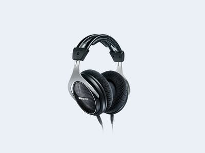 Shure SRH1540 Studio Headphone Review