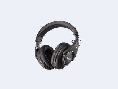 Shure SRH840 Studio Headphone Review