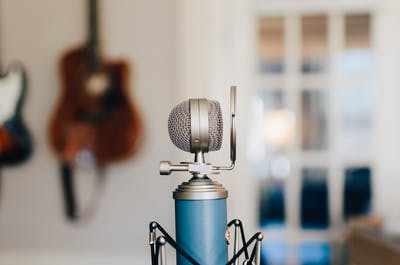 Choosing Your First Mic