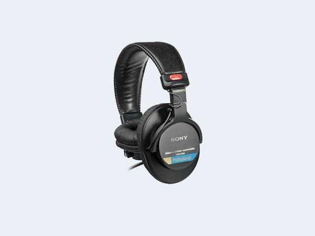 Sony MDR-7506 Studio Headphone Review