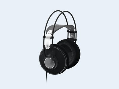 AKG K612 Pro Studio Headphone Review