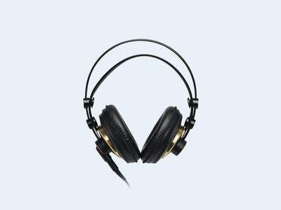 AKG K240 Studio Headphone Review