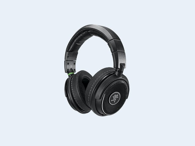 Mackie MC-450 Studio Headphone Review